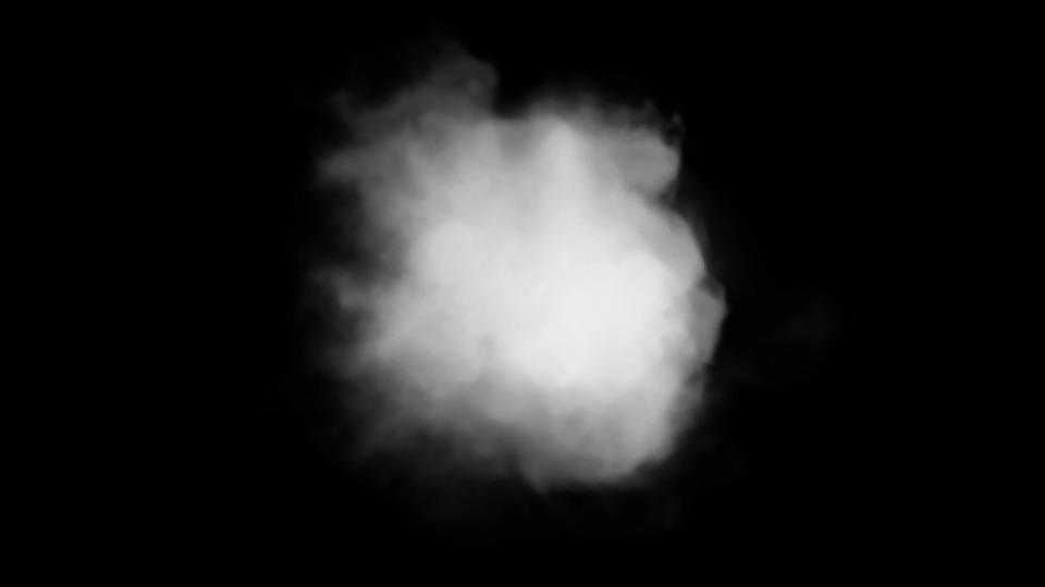 Centre Ball Smoke