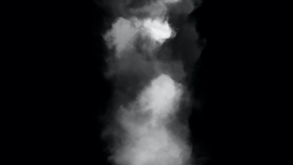 Centre Upwards Smoke