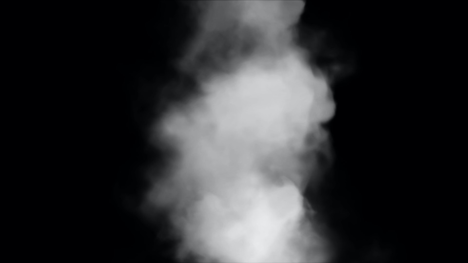 Thick Rising Smoke