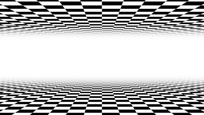 Checkerboard Landscape