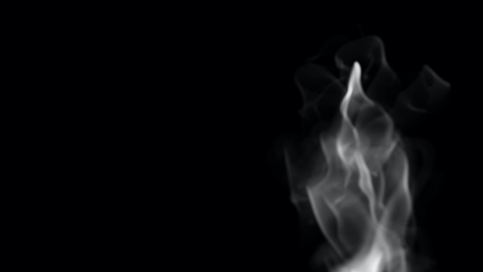 Rising Fumes Smoke