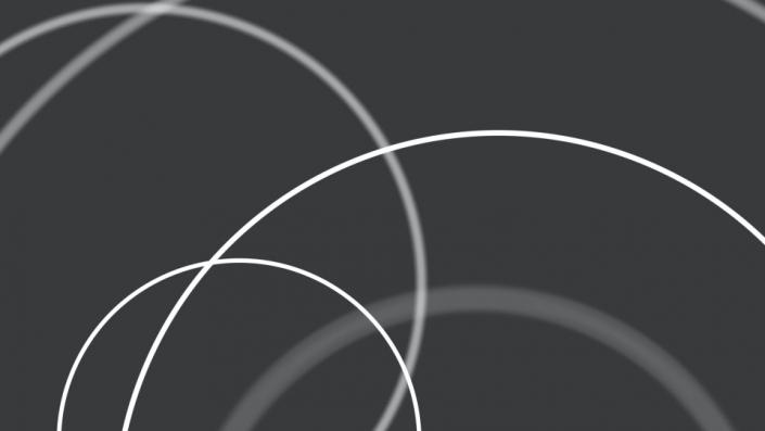 White circles on grey