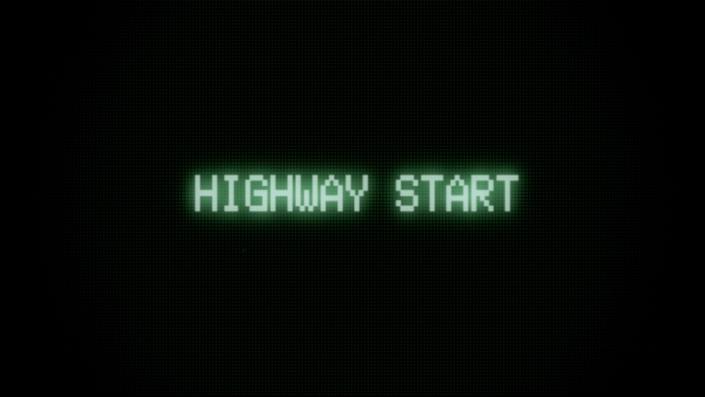 Highway Sign 02