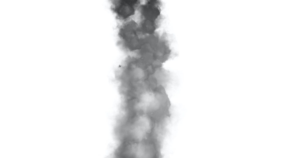 Billowed Smoke