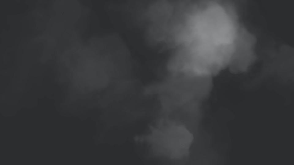 Puffs On Grey Smoke