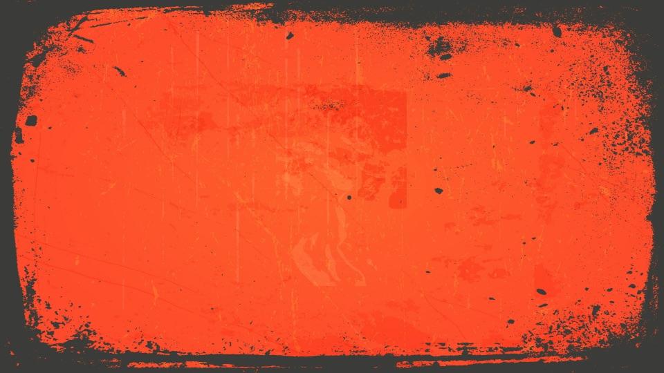 A red grunge effect