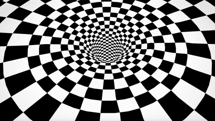 Checkerboard Vortex