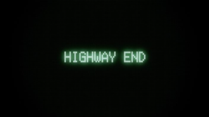 Highway Sign 01