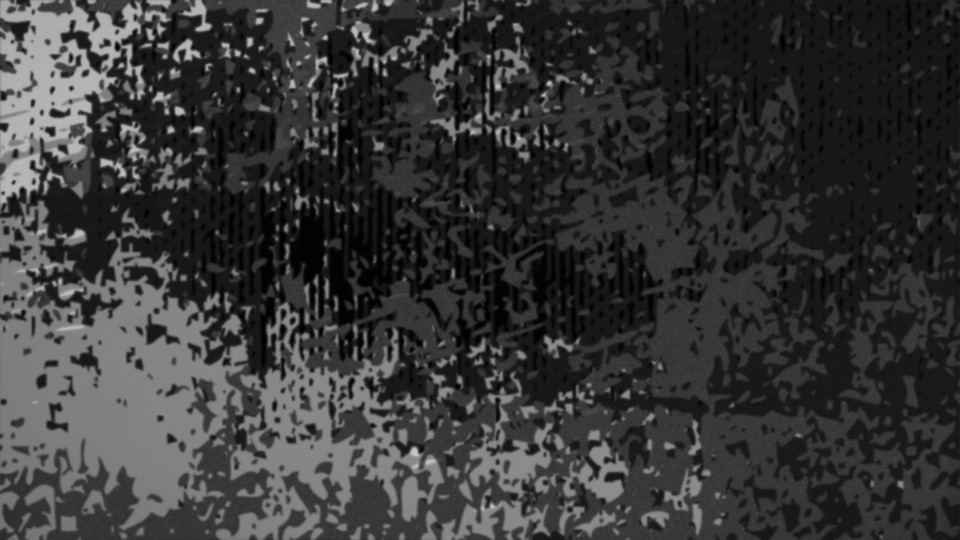 A grey grunge effect